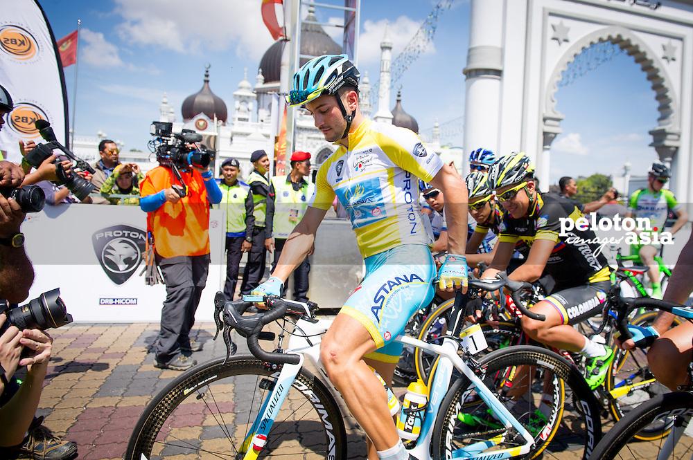 Le Tour de Langkawi 2015/ Stage2/ Alor Setar - Sungai Petani/ Andrea Guardini/ Astana