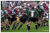 Harlequins v London Irish. 21-9-2002. Season 2002-2003.