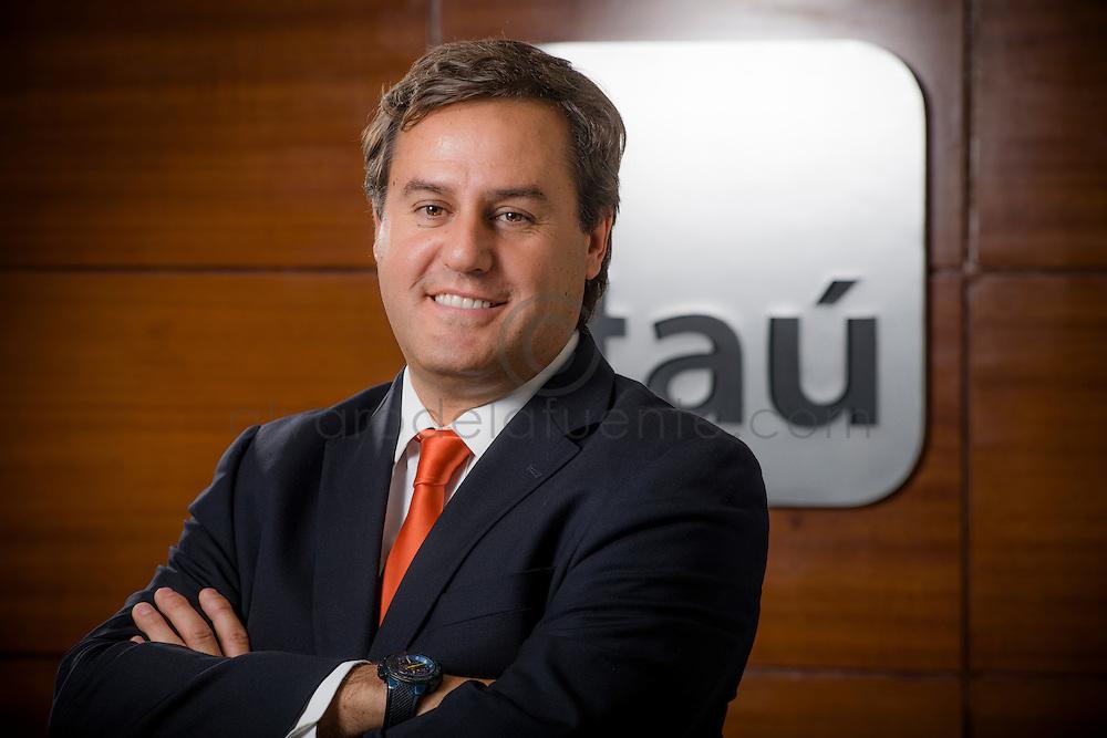 Mauricio San Miguel, Gerente legal Banco Itaú. Santiago de Chile. 26-03-2014 (Alvaro de la Fuente/Triple.cl)