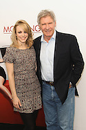 "PARIS - JANUARY 14:  Rachel Mc Adams and Harrison Ford attend ""Morning Glory"" Photocall at Hotel Meurice on January 14, 2011 in Paris, France.  (Photo by Tony Barson/FilmMagic)"