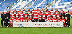 100128 Wigan Warriors Team Presentation