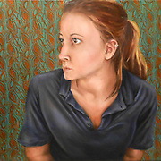 26&quot; x 28&quot;,<br /> Oil on canvas,<br /> 2014