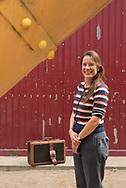 Lesung mit Isabel Abedi in Wilhelmsburg