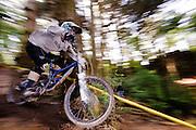 Wellington Downhill Series, Karori Park DH Track. Round 2, Sunday 3 October, 2010..Photos by Mark Tantrum.
