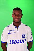 Evan Ddicka of Auxerre