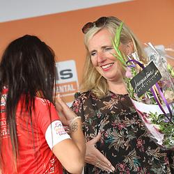 03-09-2017: Wielrennen: Boels Ladies Tour: Sittard: Kasia Niewiadoma