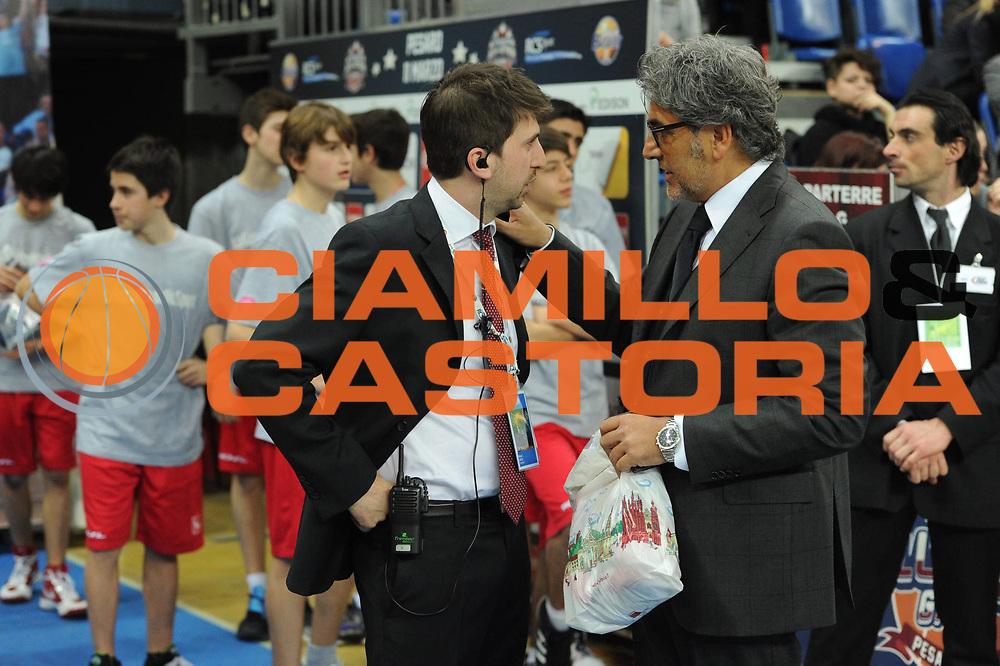 DESCRIZIONE : Pesaro Edison All Star Game 2012<br /> GIOCATORE : Michele Napoli Franco Del Moro<br /> CATEGORIA : curiosita<br /> SQUADRA : Italia<br /> EVENTO : All Star Game 2012<br /> GARA : Italia All Star Team<br /> DATA : 11/03/2012 <br /> SPORT : Pallacanestro<br /> AUTORE : Agenzia Ciamillo-Castoria/GiulioCiamillo<br /> Galleria : FIP Nazionali 2012<br /> Fotonotizia : Pesaro Edison All Star Game 2012<br /> Predefinita :