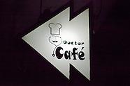 Paladar Doctor Cafe, Havana Playa, Cuba.