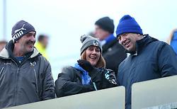 Bristol Rovers fans at Gillingham - Mandatory by-line: Robbie Stephenson/JMP - 16/12/2017 - FOOTBALL - MEMS Priestfield Stadium - Gillingham, England - Gillingham v Bristol Rovers - Sky Bet League One