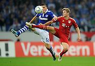 Fussball Bundesliga 2011/12: FC Schalke 04 - FC Bayern Muenchen