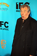 Terry Jones at The Special IFC and BAFTA hosted event with The Monty Python troupe celebrating the 40th Anniversary and premiere of the IFC documentary ' Monty Python: Almost The Truth (The Lawyer's Cut)' held at The Ziegfield Theater on October 15, 2009