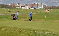 AMSTELVEEN - Open Golfdag op Amsteldijk Golfcentrum. FOTO KOEN SUYK