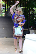 08.FEBRUARY.2014. LOS ANGELES<br /> <br /> CODE - CI<br /> <br /> CELEBRITIES ATTEND GWEN STEFANI'S BABY SHOWER AT THE BEL AIR HOTEL, L.A.<br /> <br /> BYLINE: EDBIMAGEARCHIVE.CO.UK<br /> <br /> *THIS IMAGE IS STRICTLY FOR UK NEWSPAPERS AND MAGAZINES ONLY*<br /> *FOR WORLD WIDE SALES AND WEB USE PLEASE CONTACT EDBIMAGEARCHIVE - 0208 954 5968*