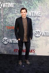 May 19, 2017 - Los Angeles, CA, USA - LOS ANGELES - MAY 19:  Jesse Johnson at the ''Twin Peaks'' Premiere Screening at The Theater at Ace Hotel on May 19, 2017 in Los Angeles, CA (Credit Image: © Kay Blake via ZUMA Wire)