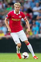 EINDHOVEN, PSV - FC Eindhoven, voetbal oefenduel, seizoen 2013-2014, 09-07-2013, Philips Stadion, PSV speler Ola Toivonen.