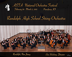 Randolph High School String Orchestra