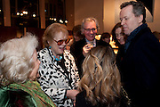 LADY ANTONIA FRASER; TEDDY ST. AUBYN, Santa Sebag Montefiore and Asprey's host a book launch for Jerusalem: the Biography by Simon Sebag Montefiore. Asprey. New Bond St. London. 26 January 2010. -DO NOT ARCHIVE-© Copyright Photograph by Dafydd Jones. 248 Clapham Rd. London SW9 0PZ. Tel 0207 820 0771. www.dafjones.com.
