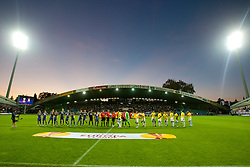Match started at 2nd Round of Europe League football match between NK Maribor (Slovenia) and Birmingham City (England), on September 29, 2011, in Maribor, Slovenia.  (Photo by Urban Urbanc / Sportida)