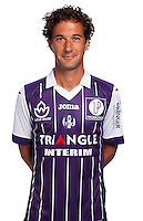 Pantxi Sirieix of Toulouse during the photo shooting session of Toulouse FC for the new season 2016/2017 in Toulouse on September 16th 2016<br /> Photo : TFC / Icon Sport