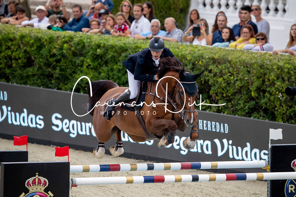 Devos Pieter, BEL, Just Me D<br /> Queens Cup - Segura Viudas Trophy<br /> Barcelona 2019<br /> © Dirk Caremans<br />  05/10/2019