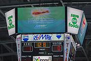 KELOWNA, CANADA - FEBRUARY 24:  Subway at the Kelowna Rockets game on February 24, 2018 at Prospera Place in Kelowna, British Columbia, Canada.  (Photo By Cindy Rogers/Nyasa Photography,  *** Local Caption ***