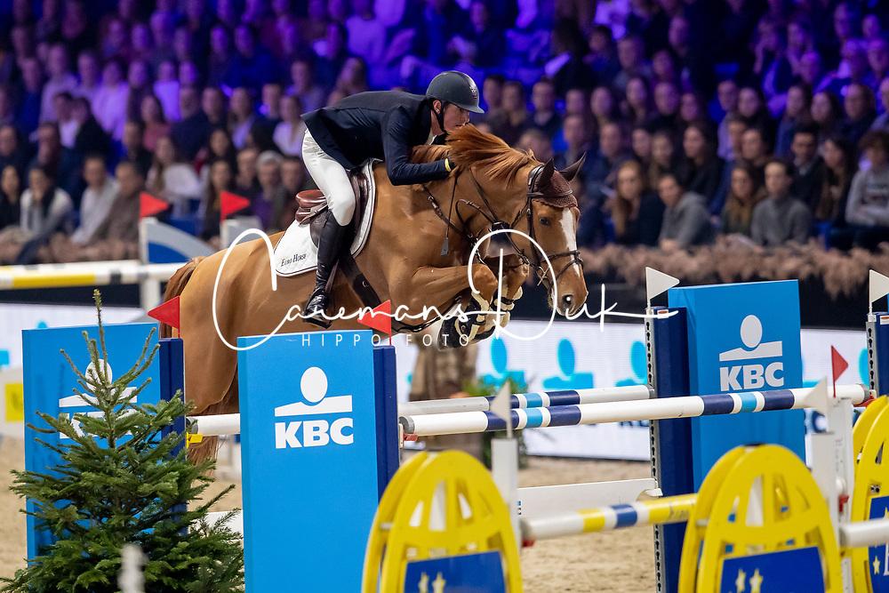 Verlooy Jos, BEL, Igor<br /> Jumping Mechelen 2019<br /> © Hippo Foto - Dirk Caremans<br />  28/12/2019