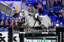 Beerbaum Ludger, GER, Chiara<br /> Jumping Mechelen 2018<br /> © Hippo Foto - Sharon Vandeput<br /> 30/12/18