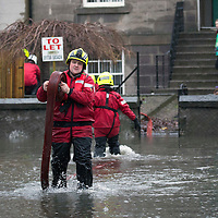 Heavy Rain and More Flooding Continues in Perthshire….05.01.16<br />