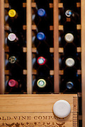 FYI Sensor Device in wine cellar to monitor temperature change