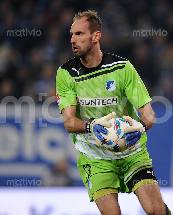 FUSSBALL   1. BUNDESLIGA   SAISON 2011/2012    13. SPIELTAG Hamburger SV - 1899 Hoffenheim                             20.11.2011 Torwart Tom STARKE (Hoffenheim)