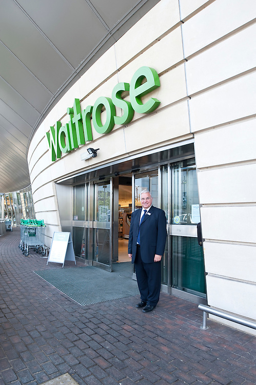 Waitrose Opening Surbiton - David Lower