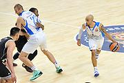 DESCRIZIONE : Eurolega Euroleague 2014/15 Gir.A Dinamo Banco di Sardegna Sassari - Real Madrid<br /> GIOCATORE : David Logan<br /> CATEGORIA : Palleggio Penetrazione Blocco<br /> SQUADRA : Dinamo Banco di Sardegna Sassari<br /> EVENTO : Eurolega Euroleague 2014/2015<br /> GARA : Dinamo Banco di Sardegna Sassari - Real Madrid<br /> DATA : 12/12/2014<br /> SPORT : Pallacanestro <br /> AUTORE : Agenzia Ciamillo-Castoria / Luigi Canu<br /> Galleria : Eurolega Euroleague 2014/2015<br /> Fotonotizia : Eurolega Euroleague 2014/15 Gir.A Dinamo Banco di Sardegna Sassari - Real Madrid<br /> Predefinita :