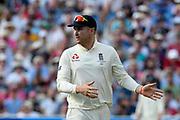 Jason Roy of England during the International Test Match 2019 match between England and Australia at Edgbaston, Birmingham, United Kingdom on 3 August 2019.