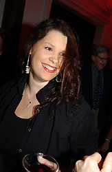 FIFI GELDOF daughter of Bob Geldof at a party hosted by jeweller Theo Fennell and Dominique Heriard Dubreuil of Remy Martin fine Champagne Cognac entitles 'Hot Ice' held at 35 Belgrave Square, London, W1 on 26th October 2004.<br /><br />NON EXCLUSIVE - WORLD RIGHTS
