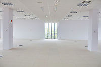 Photo of new empty office interior