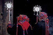 Sunday Procession, Chichicastenango, Guatemala, Central America