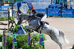Fernandez Saro Manuel, ESP, Cuidam<br /> World Equestrian Games - Tryon 2018<br /> © Hippo Foto - Dirk Caremans<br /> 19/09/18