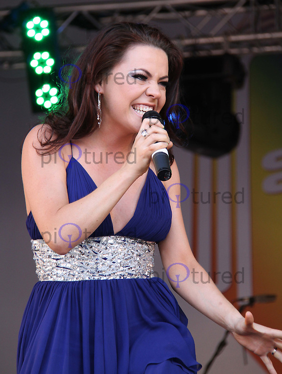 Rachel Tucker Wicked the Musical Pride London Trafalgar Square, London, UK, 03 July 2010:  For piQtured Sales contact: Ian@Piqtured.com +44(0)791 626 2580 (Picture by Richard Goldschmidt/Piqtured)