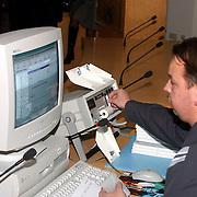 Gemeenteraadsverkiezingen 2002, stemcomputer