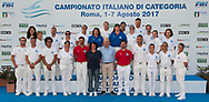 Campionati Giovanili Categoria Roma Foro Italico 2017<br /> Diego Montano/Deepbluemedia