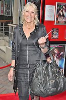 LONDON - August 01: Ingrid Tarrant at the Leave It On The Floor UK Premiere (Photo by Brett D. Cove)