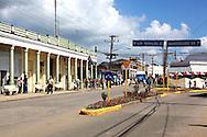 Downtown La Maya, Santiago de Cuba, Cuba.