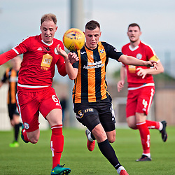 East Fife v Brechin City, Scottish League One, 20 October 2018