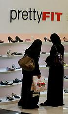 Emirati's shopping Dubai