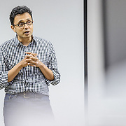 Hitesh Sheth, CEO of Vectra Networks. San Jose, CA | Wall Street Journal