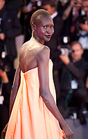 Alek Wekat the premiere gala screening of the film Suspiria at the 75th Venice Film Festival, Sala Grande on Saturday 1st September 2018, Venice Lido, Italy.