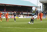 Gary Harkins puts Dundee ahead from the penalty spot - Dundee v Kilmarnock - SPFL Premiership at Dens Park<br /> <br />  - &copy; David Young - www.davidyoungphoto.co.uk - email: davidyoungphoto@gmail.com