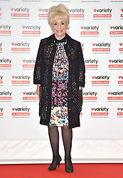 Barbara Windsor bei den Variety Showbiz Awards in London / 181016<br /> <br /> *** Variety Showbiz Awards at the Hilton Park Lane Hotel in London, UK, October 18 , 2016 ***