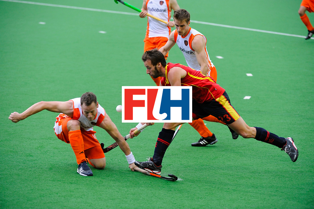 2009 CT Men- Spain v.Netherlands
