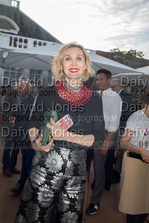 ALLEGRA HICKS, Party  to celebrate Julia Peyton-Jones's  25 years at the Serpentine. London. 20 June 2016